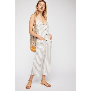 Free People Westminster Jumpsuit
